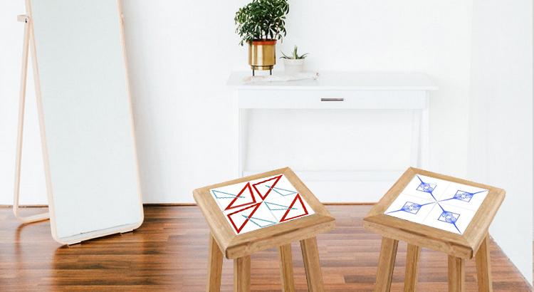 Mesa de Azulejos