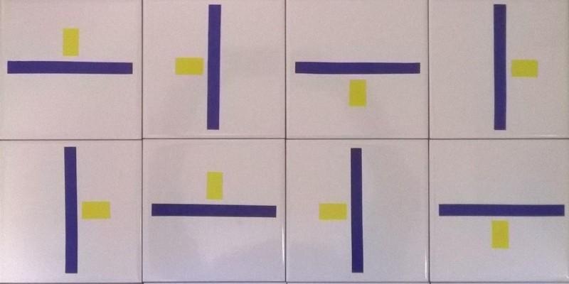 Nova cor para o azulejo Neo