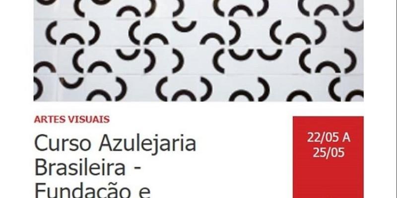 Curso Azulejaria Brasileira