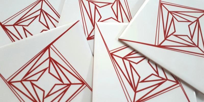 Azulejos Origami