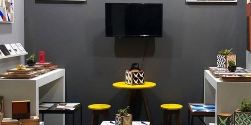 Nosso espaço na Paralela Design!