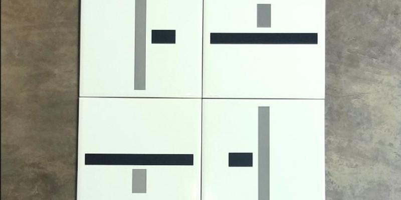 Novo trabalho com azulejos NEO