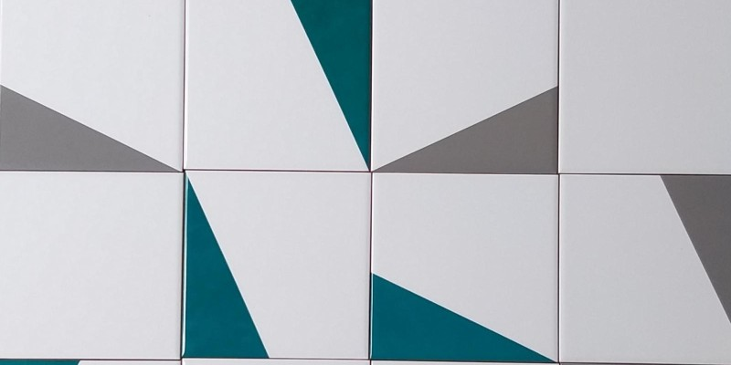 Paginação com azulejos GEO