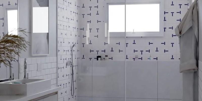 Projeto com azulejos TOM