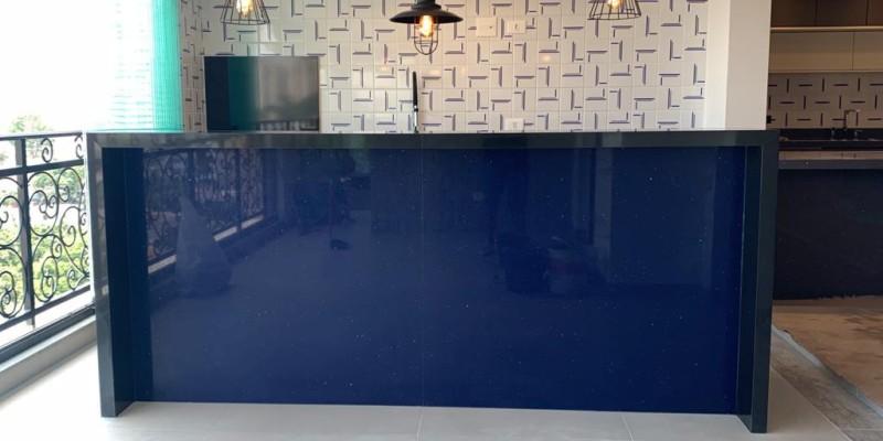 Novo projeto com azulejos SOUL