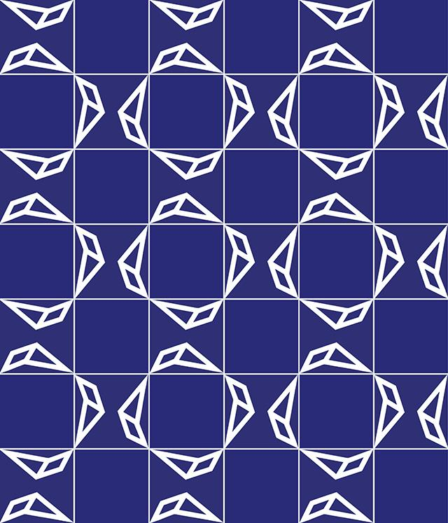 Azulejos Tangrá