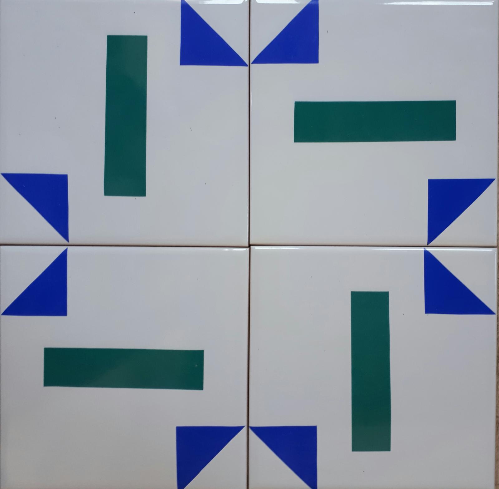 Lançamento Azulejo Tango