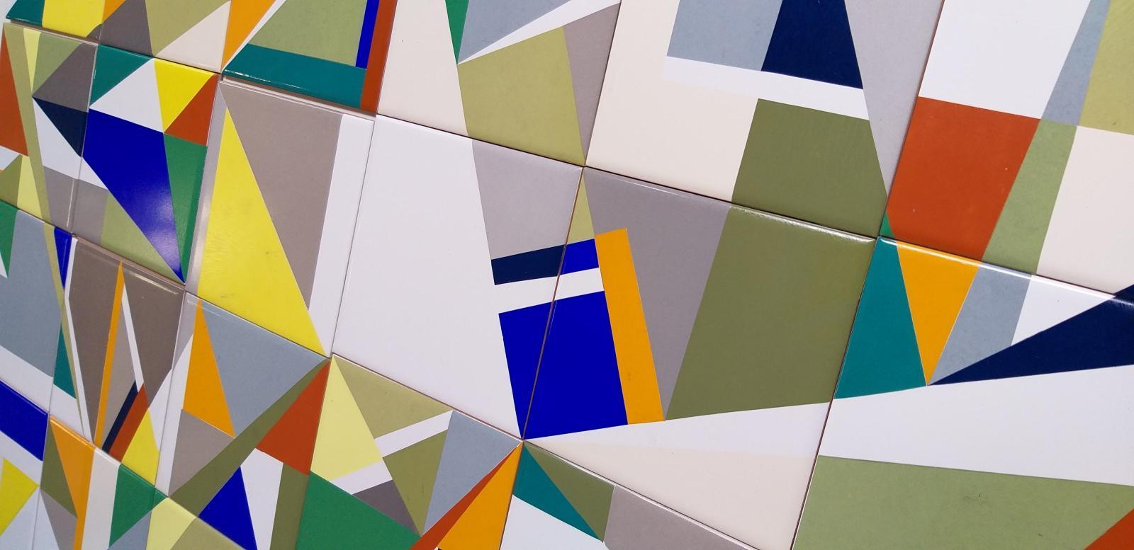 Painel de Azulejos Único e seu processo de fabricação