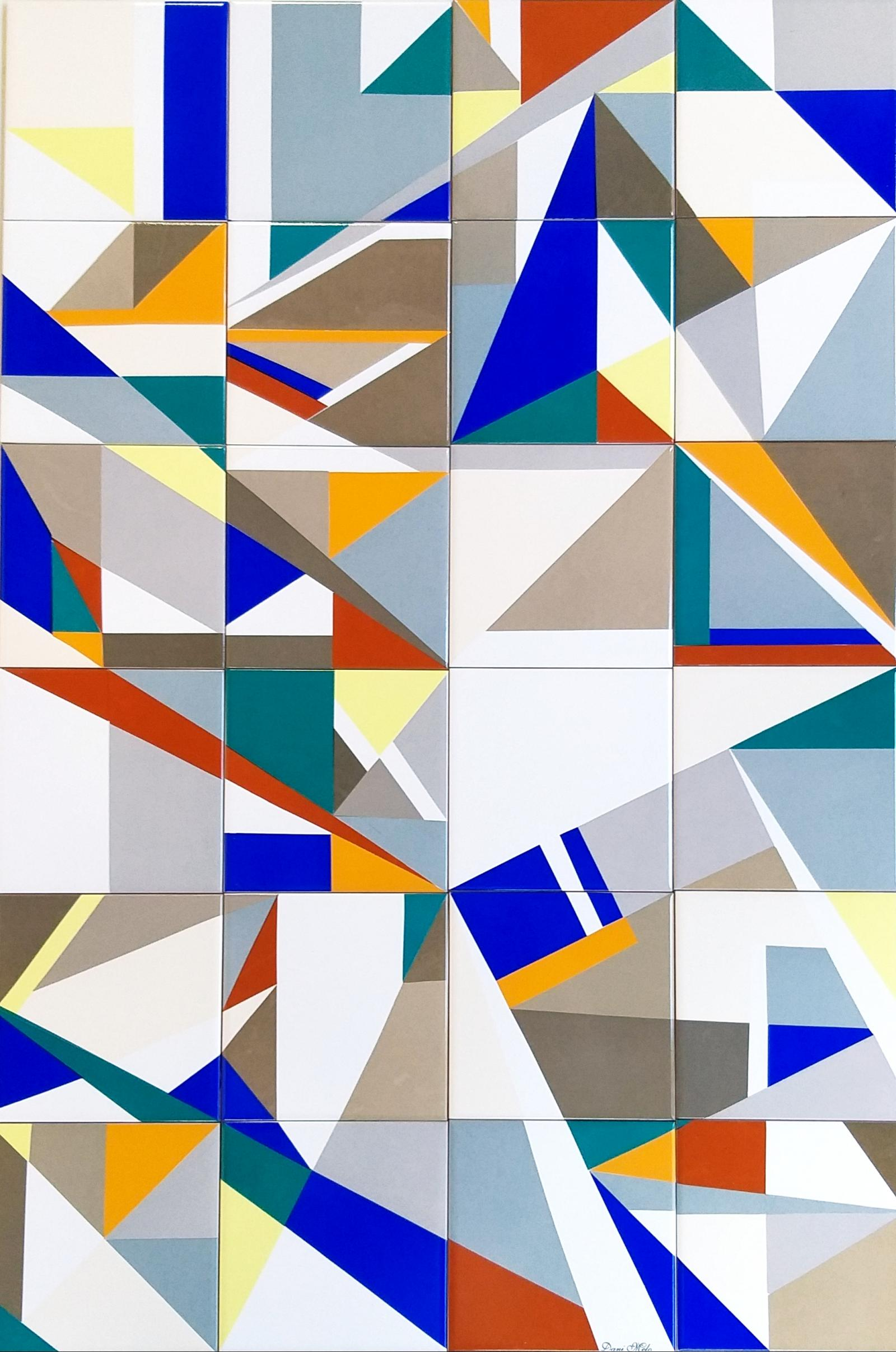 Nosso novo Painel de azulejos Exclusivo ficou pronto!