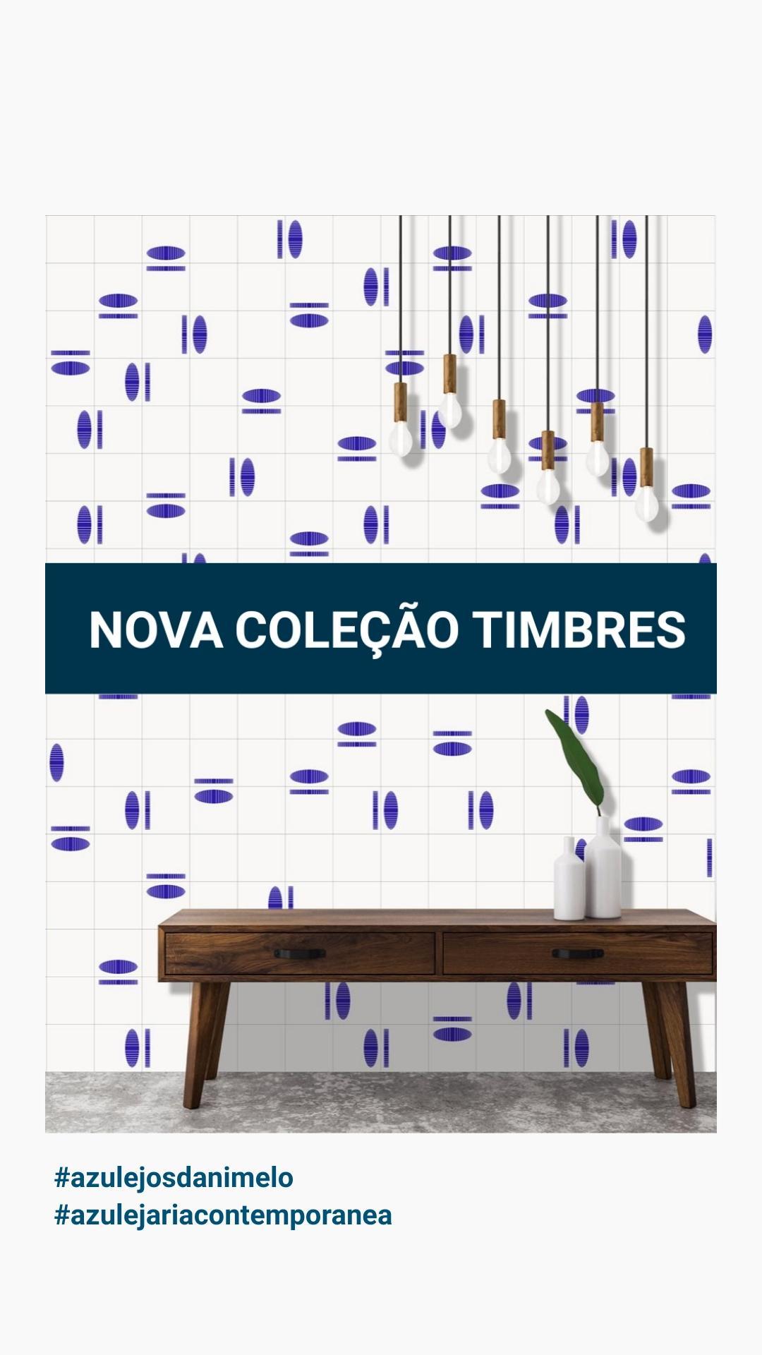 Lançamento Coleção Timbres!