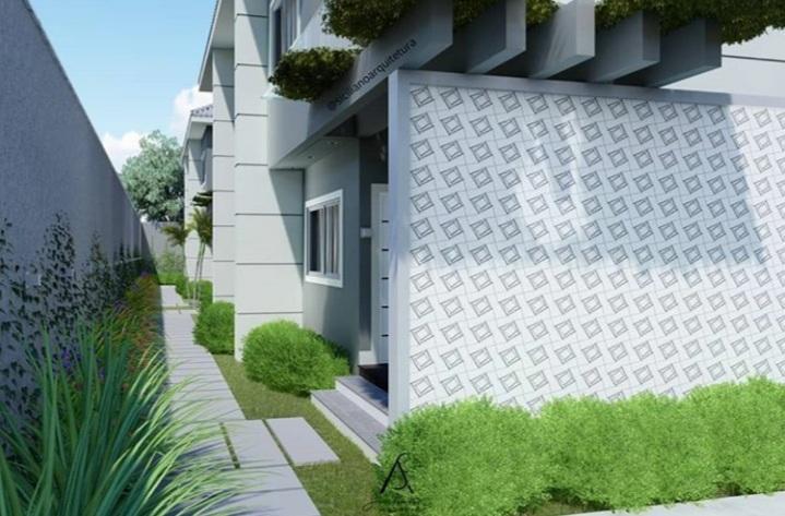 Projeto Externo com azulejos FOCUS