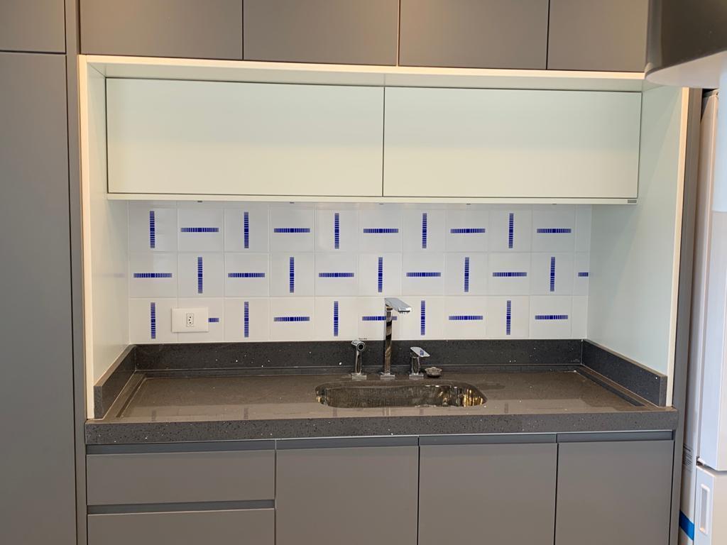 Cozinha com azulejos SOLO
