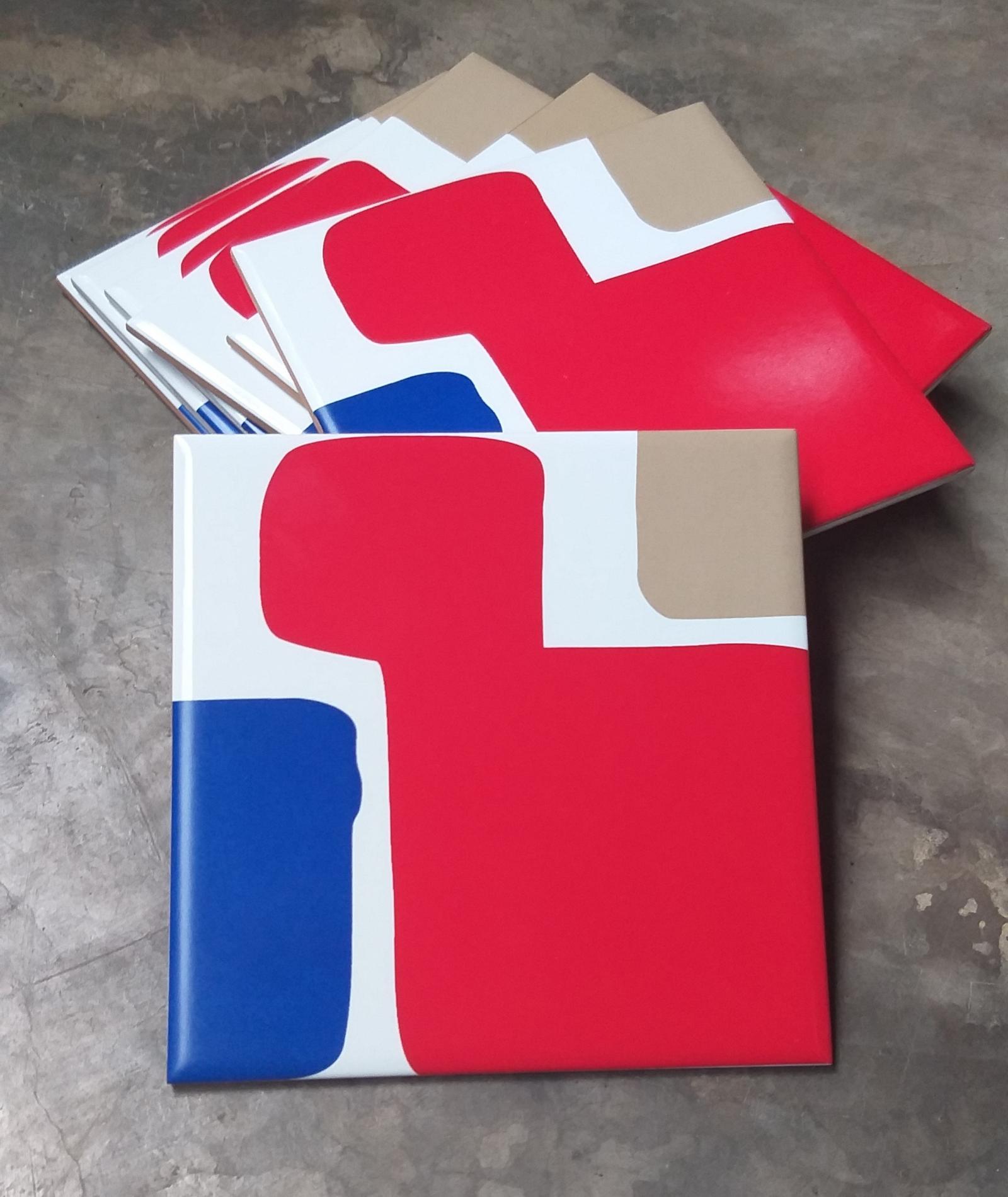 Azulejos John Graz para Dpot