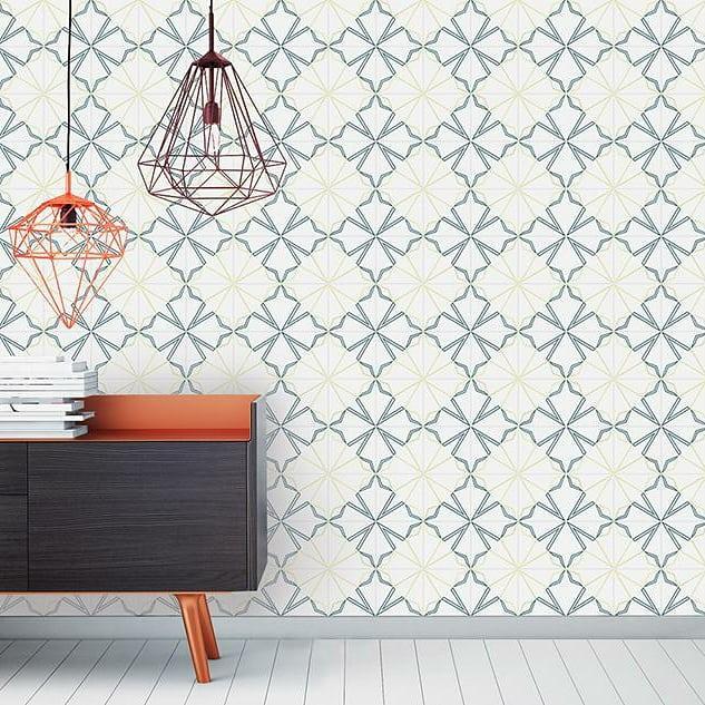 azulejo LOTUS